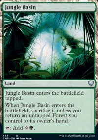 Jungle Basin - Commander Legends