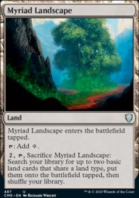 Myriad Landscape 1 - Commander Legends