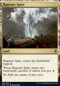 Rupture Spire 1 - Commander Legends