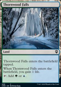 Thornwood Falls - Commander Legends