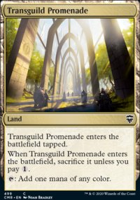 Transguild Promenade - Commander Legends
