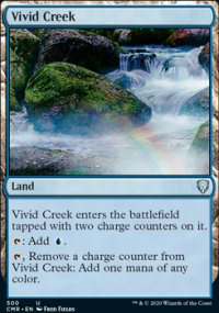 Vivid Creek - Commander Legends