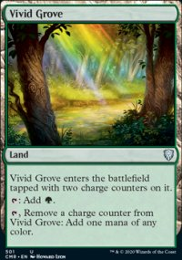 Vivid Grove - Commander Legends