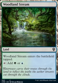 Woodland Stream - Commander Legends