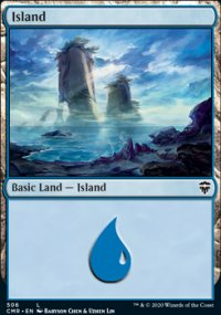 Island 1 - Commander Legends
