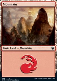 Mountain 2 - Commander Legends