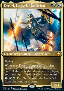 Derevi, Empyrial Tactician - Commander Legends