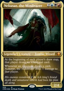 Nekusar, the Mindrazer - Commander Legends