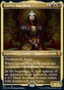 Queen Marchesa - Commander Legends