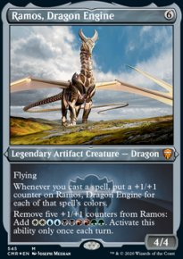 Ramos, Dragon Engine - Commander Legends
