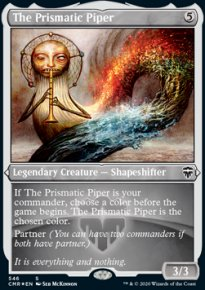 The Prismatic Piper 2 - Commander Legends