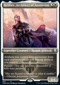 Rebbec, Architect of Ascension 2 - Commander Legends