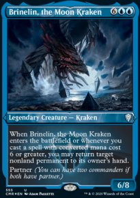 Brinelin, the Moon Kraken 2 - Commander Legends