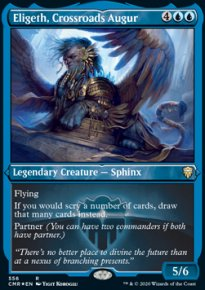Eligeth, Crossroads Augur 2 - Commander Legends