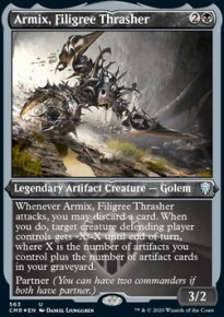 Armix, Filigree Thrasher 2 - Commander Legends