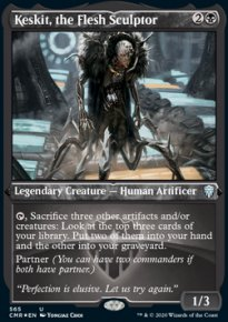 Keskit, the Flesh Sculptor 2 - Commander Legends