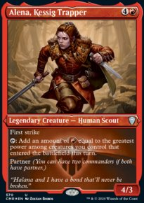 Alena, Kessig Trapper 2 - Commander Legends