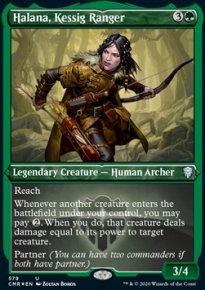 Halana, Kessig Ranger 2 - Commander Legends