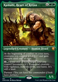 Kamahl, Heart of Krosa 2 - Commander Legends