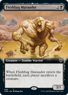 Fleshbag Marauder 2 - Commander Legends