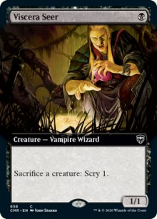 Viscera Seer 2 - Commander Legends