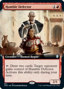 Humble Defector 2 - Commander Legends