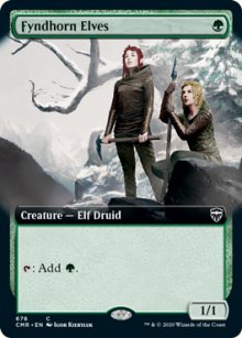Fyndhorn Elves 2 - Commander Legends