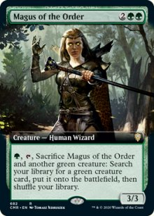 Magus of the Order -