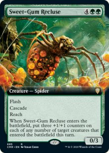 Sweet-Gum Recluse 2 - Commander Legends