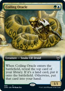 Coiling Oracle -