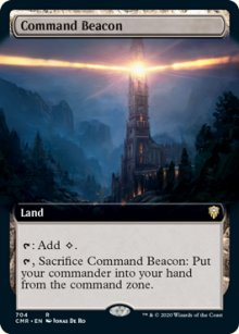 Command Beacon 2 - Commander Legends