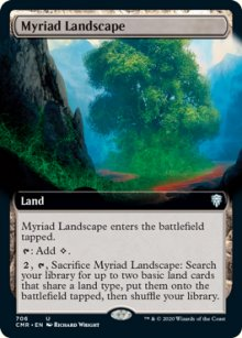 Myriad Landscape 2 - Commander Legends