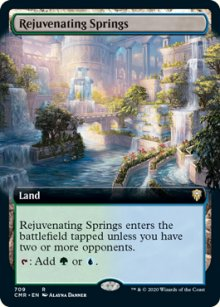 Rejuvenating Springs 2 - Commander Legends