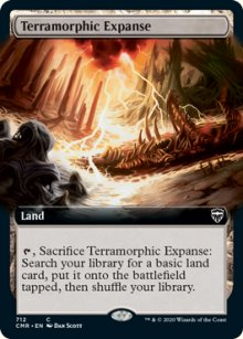 Terramorphic Expanse 3 - Commander Legends