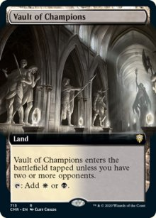 Vault of Champions 2 - Commander Legends