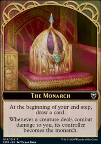 The Monarch - Commander Legends