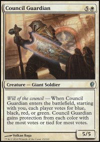 Council Guardian - Conspiracy