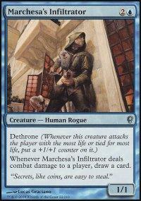 Marchesa's Infiltrator - Conspiracy