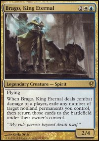 Brago, King Eternal - Conspiracy