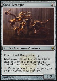 Canal Dredger - Conspiracy