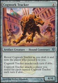 Cogwork Tracker - Conspiracy