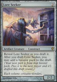 Lore Seeker - Conspiracy
