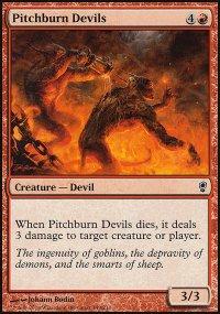 Pitchburn Devils - Conspiracy