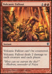 Volcanic Fallout - Conspiracy