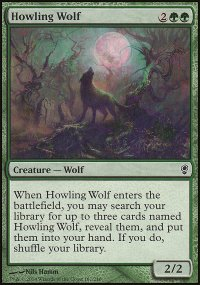 Howling Wolf - Conspiracy