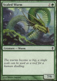 Scaled Wurm - Conspiracy