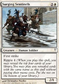Surging Sentinels - Coldsnap