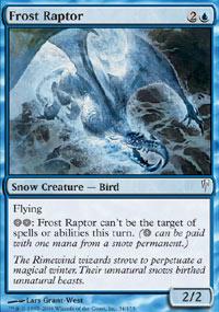 Frost Raptor - Coldsnap