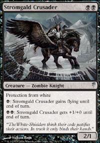 Stromgald Crusader - Coldsnap