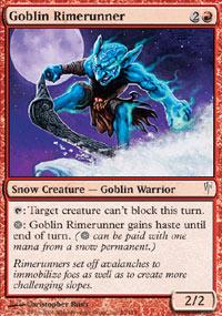 Goblin Rimerunner - Coldsnap